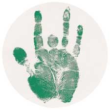 Jerry Garcia Hand Wallpaper